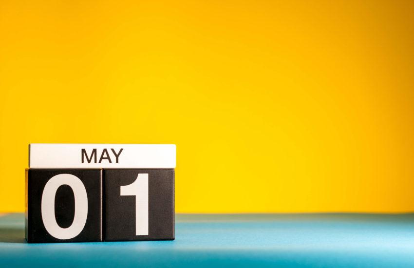 1º de Maio: Dia do Trabalho
