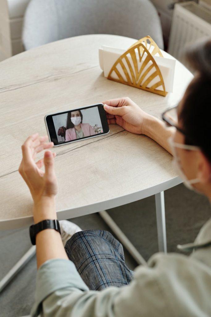 Comunicação interna via mobile